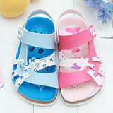 【童鞋城堡】Disney迪士尼百貨限量米奇米妮勃肯鞋{台灣製造}A45698