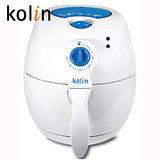 【福利品】KOLIN歌林健康無油空氣炸鍋(NJP-RD1000)