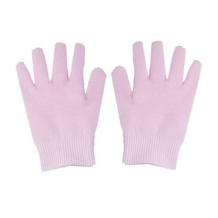 【iSFun】美容專用*凝膠保濕手套/粉