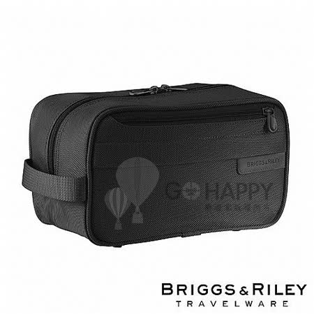 Briggs & Riley 經典盥洗包(黑色)