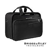 Briggs & Riley 中型手提公事包(黑色)