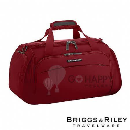 Briggs & Riley 手提行李袋(紅色)