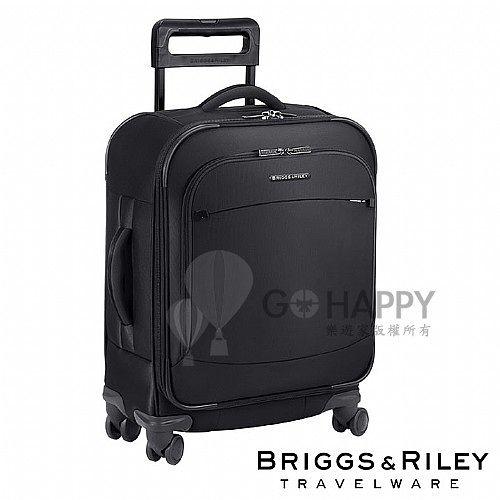 Briggs & Riley 21吋 四輪寬版行李箱(黑色愛 買 板橋)