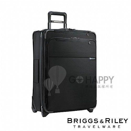 Br嘉義 市 遠東 百貨iggs & Riley 25吋 可擴充行李箱(黑色)