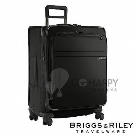 Briggs & Riley 25吋 四輪行李箱(黑色)
