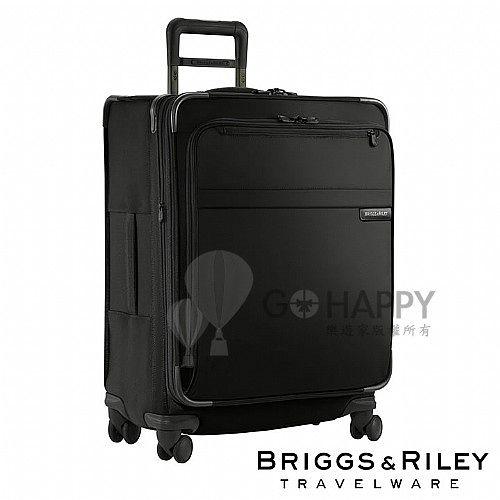 Briggs新光 三越 a4 & Riley 25吋 四輪行李箱(黑色)