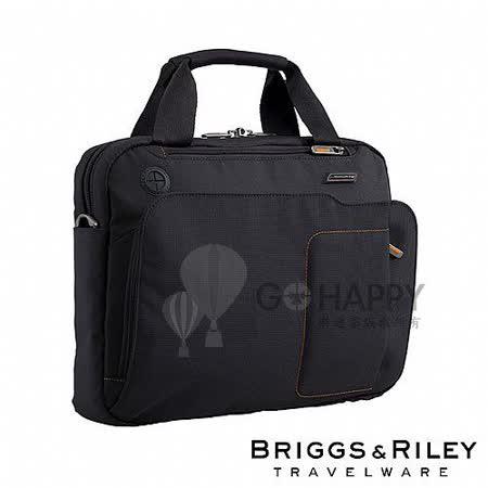 Briggs & Riley 商務手提公事包(黑色)