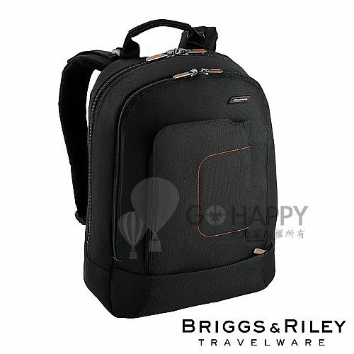 Briggs & Riley遠東 sogo 後背電腦公事包(黑色)