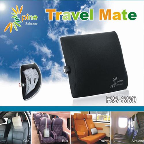 【Spine 舒背爾】可調式汽車安全頭枕-RS-380