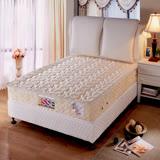 老師傅工藝《ESSE》御璽名床【乳膠系列】二線獨立筒床墊6x6.2尺-雙人加大