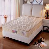 老師傅工藝《ESSE》御璽名床【乳膠系列】三線獨立筒床墊6x6.2尺-雙人加大