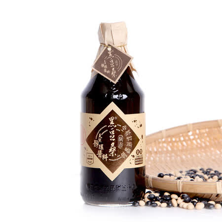 【黑豆桑】天然極品全能缸底醬油