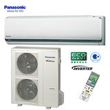 Panasonic國際牌12-14坪適用奈米水離子節能空調【冷暖型】CS-LX80A2/CU-LX80HA2