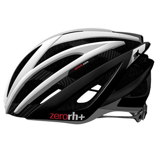 ZERORH 碳纖維自行車安全帽 ZX系列~黑色款~附專屬防塵袋 EHX6051