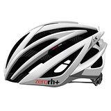 ZERORH+ 碳纖維自行車安全帽 ZX系列★銀色款★附專屬防塵袋 EHX6051