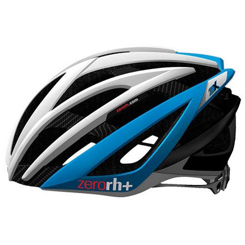 ZERORH 碳纖維自行車安全帽 ZX系列~藍色款~附專屬防塵袋 EHX6051