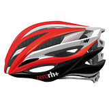 ZERORH+ 自行車安全帽 ZW系列★紅色款★ EHX6050
