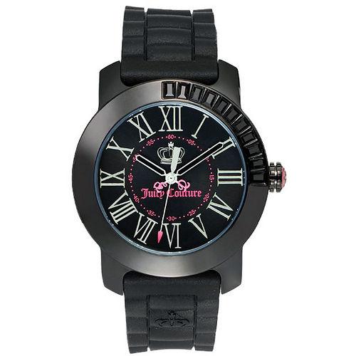 Juicy Couture 黑美人晶鑽腕錶 J1900735