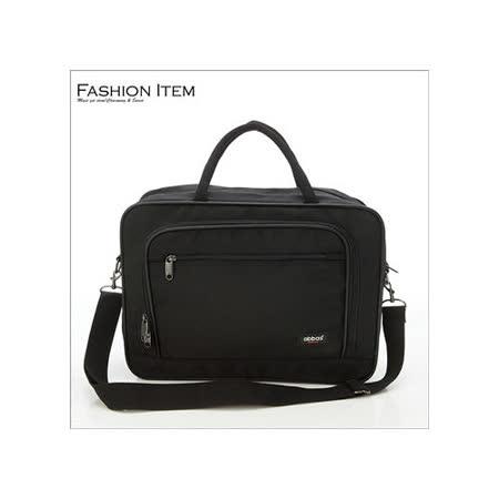 WAIPU 輕量防潑水休閒旅行袋 行李袋(百搭黑) 172