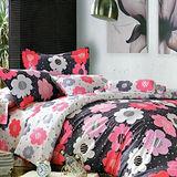 《愛君如夢》雙人加大四件式舖棉兩用被床包組