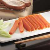 碳烤烏魚子(六級/2片)+一口包烏魚子(300gx2包)