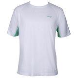 LACOYA  男短袖圓領POLO衫(AP167-1白)