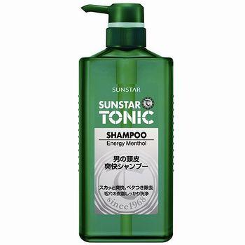 TONIC頭皮清爽洗髮精520ml