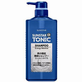 TONIC頭皮清爽雙效洗髮精520ML