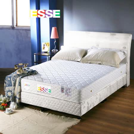 老師傅工藝《ESSE》御璽名床【精緻手工】二線獨立筒床墊3.5x6.2尺 -單人