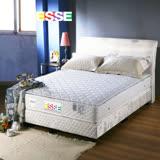 老師傅工藝《ESSE》御璽名床【精緻手工】三線獨立筒床墊6x6.2尺-雙人加大