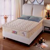 老師傅工藝《ESSE》御璽名床【記憶膠棉】三線獨立筒床墊5x6.2尺-雙人