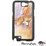 Pangolin穿山甲 Phone Case For Note2 手機殼 夥伴11521