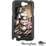 Pangolin穿山甲 Phone Case For Note2 手機殼 杯子熊11736