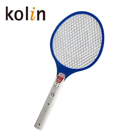 歌林KOLIN三層/充電式/LED電蚊拍KEM-009 二入組