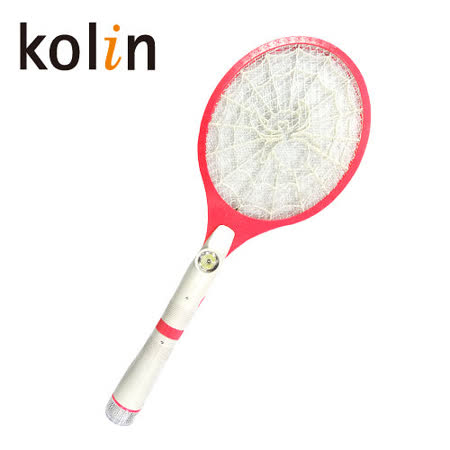 歌林KOLIN三層/充電式/手電筒電蚊拍KEM-123