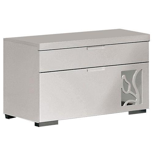 【優利亞-典雅貴族】2尺床頭櫃