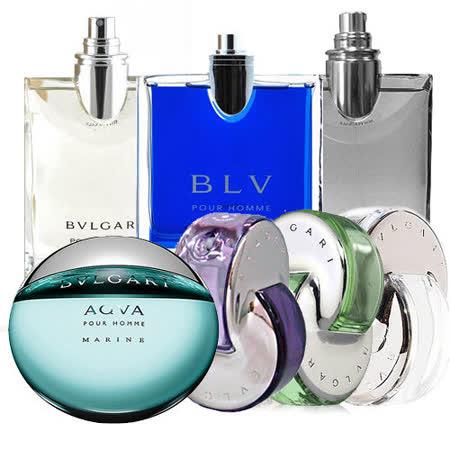 BVLGARI 寶格麗十大暢銷香水-TESTER包裝 (任選)
