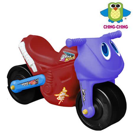 《親親Ching Ching》爵士學步車(紅)CA-17R