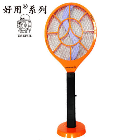 好用USEFUL四層/雙效合一捕蚊拍+捕蚊燈UL-AL316