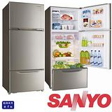 SANYO三洋 475L三門直流變頻電冰箱(一級能源) SR-A475CV  含安裝