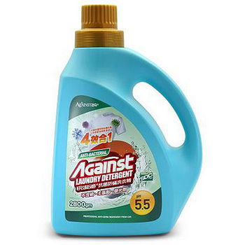 快潔適抗菌防蹣洗衣精2.8L