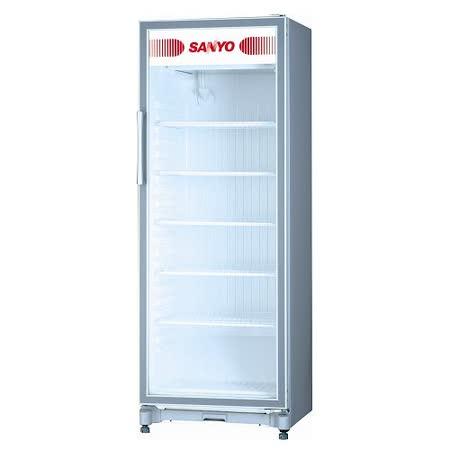 【台灣三洋 SANLUX】 305L冷藏櫃 SRM-305