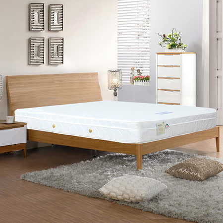 【ADB】雅莉詩3M防潑水三線獨立筒床墊(5尺雙人)