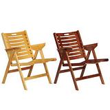 樂舒Lax 實木休閒椅/折合椅(二色)