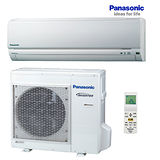 Panasonic國際牌5-6坪用自體淨變頻分離式冷氣CS-K36CA2/CU-K36CA2