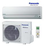 Panasonic國際牌9-11坪用自體淨變頻分離式冷氣CS-K63CA2/CU-K63CA2