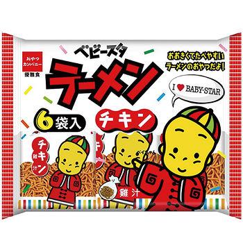 日本模範生雞汁點心餅260g