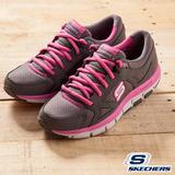 SKECHERS(女) 慢跑鞋智慧生活系列- 無畏第二代12479CCHP