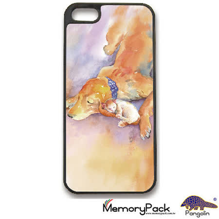 Pangolin穿山甲 Phone Case For I5 手機殼 夥伴11071