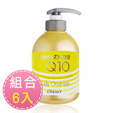 BEAUTY CREDIT Q10身體精華乳400ml六入組